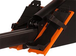 Oartec DX heavy duty rollers
